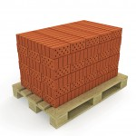 The Brickman Bricks On Pallet